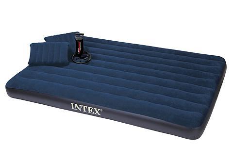 INTEX Pripučiama lova ir pagalvė ir Handluft...