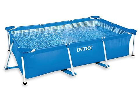 INTEX Baseinas »Metal Frame baseinas Rectang...