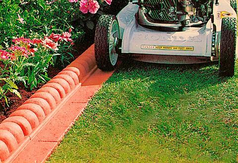 Plastikinis vejos kraštas »Terracotta«...