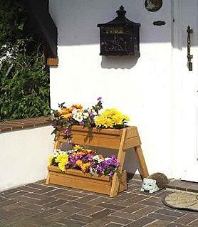 PROMADINO Gėlių lentynos