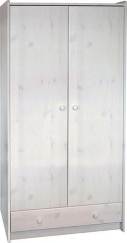 Spinta 2 durys 1 stalčiai