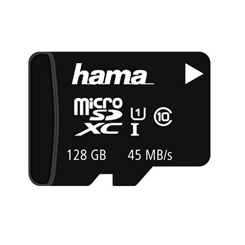 Speicherkarte128GB Class10 UHS-I 45MB/...