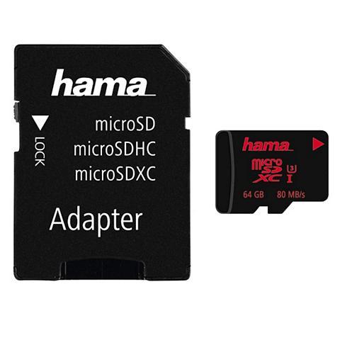 Speicherkarte micro SDXC 64GB UHS tren...