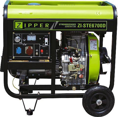 Elektros generatorius »ZI-STE6700D«