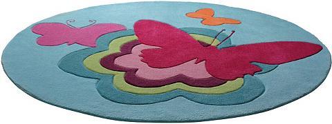 Vaikiškas kilimas »Butterflies« ovali ...