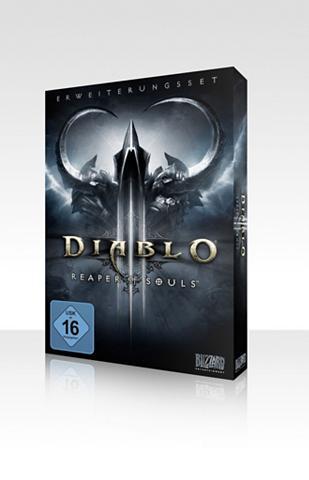 PC - Spiel »Diablo 3 - Reaper of Souls...