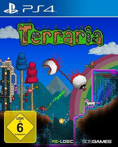 Playstation 4 - Spiel »Terraria«