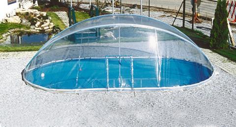 Uždangalas »Cabrio Dome«