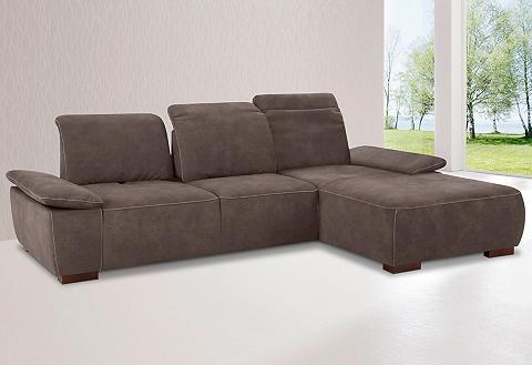 Kampinė sofa »Tobago« su gulimasis krė...