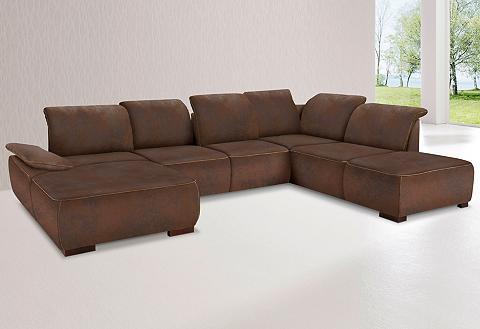 Sofa »Tobago« su Sitztiefenverstellung...