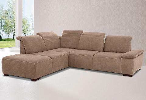 Kampinė sofa »Tobago« su Sitztiefenver...