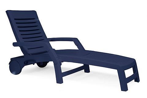 BEST Sodo gultas »Florida« plastikas blau