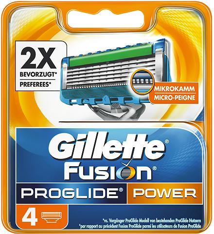 »Fusion Pro Glide Power« skustuvo peil...