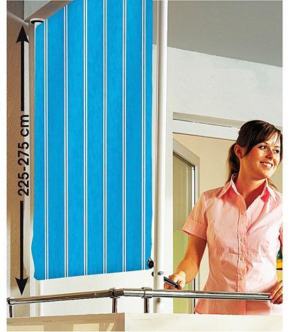 Balkono sienelė »Polyacryl blau/weiß« ...