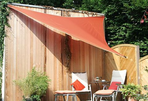 Tentas nuo saulės terracotta Bx L: 360...