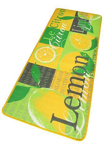 HANSE HOME Virtuvės kiliminis takelis »Lemon« rec...
