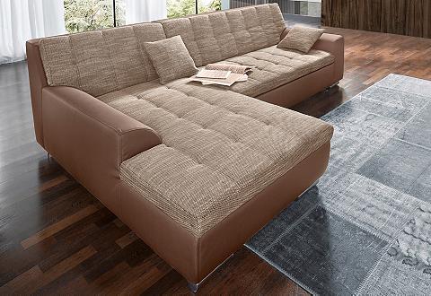 XXL dydžio kampinė sofa patogi su mieg...