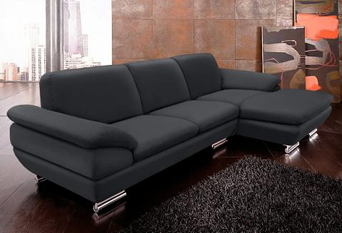CALIA ITALIA Kampinė sofa iš Odinis »E...