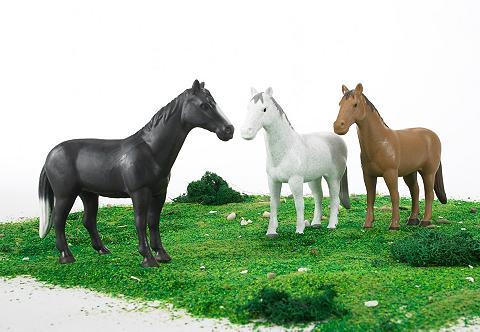 BRUDER ® 02306 Pferd kontrastingas sortiert