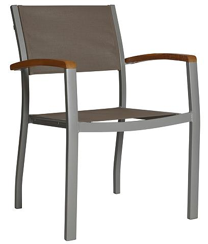 Poilsio kėdė »Monaco« Aluminium/Textil...