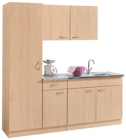 Virtuvės baldų komplektas »Kiel« ploti...