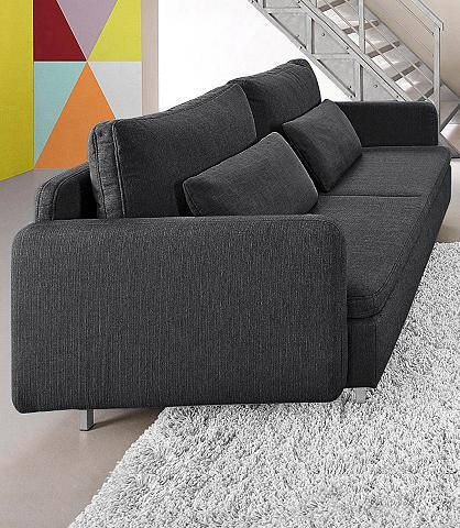 Trivietė sofa su porankiais
