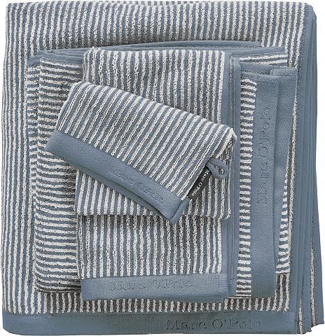 Marc O'Polo Home Badetuch »Timeless Tone Stripe« (1-St)...