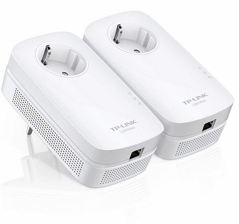 TP-LINK Powerline »TL-PA8010P KIT AV1200 Power...