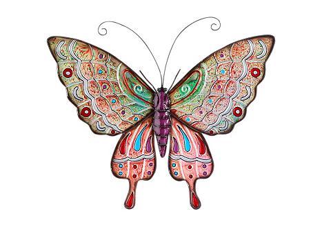 Sienos dekoracija »Schmetterling«