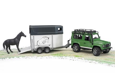 BRUDER ® Visureigis 02592 »Land Rover Defende...