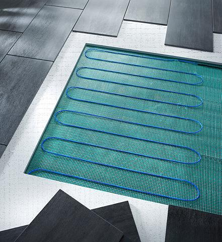Fußbodentemperierungungssystem