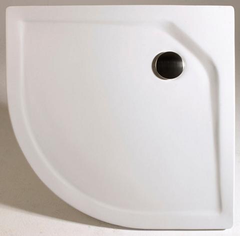 Ovalus dušo padėklas »Extraflach« 100/...