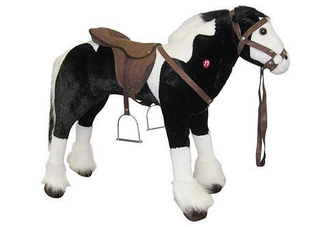Žaislinis arkliukas iš Plüsch su garsa...