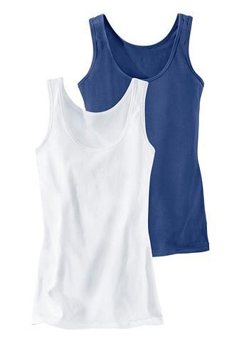 H.I.S Marškinėliai be rankovių (2 vienetai) ...