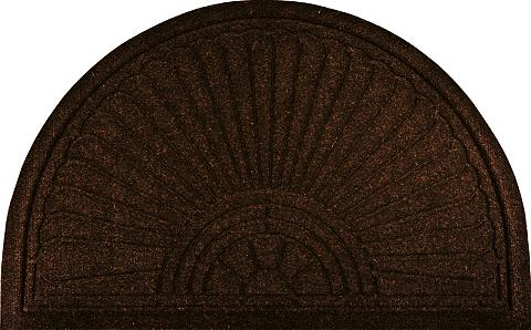KLEEN-TEX Durų kilimėlis »Gallery Halfmoon« halb...