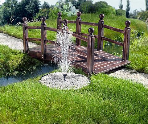 UBBINK Komplektas: sodo fontanas »York«