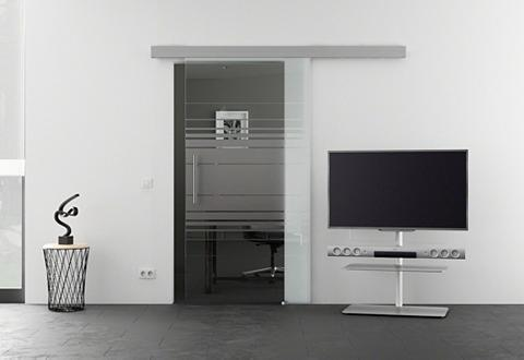 Stiklinės stumdomos durys »Eco Horizon...