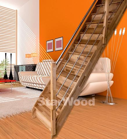 Kompaktiški laiptai »Rhodos« geschl. k...