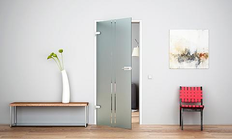 Stiklinės vidaus durys »Vertikal« (be ...