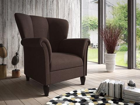 Atpalaiduojanti kėdė »Strawinsky«