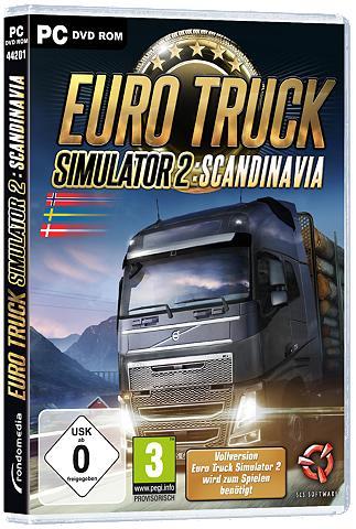 Euro Truck Simulator 2: Scandinavia (A...