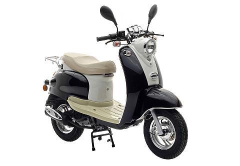 Retro-Motorroller »Venezia II-Mokick« ...