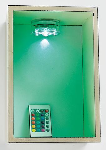 EASY MAXX EASYmaxx LED lemputė su spalvos pokyči...