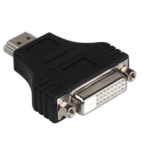 Hama DVI-HDMI-Adapter HDMI-Stecker - DVI-Ku...