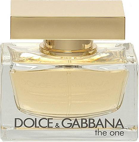 DOLCE & GABBANA Dolce & Gabbana »The One« Eau de Parfu...