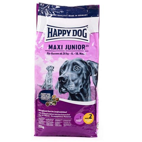 Hundetrockenfutter »Maxi Junior« 15 kg...