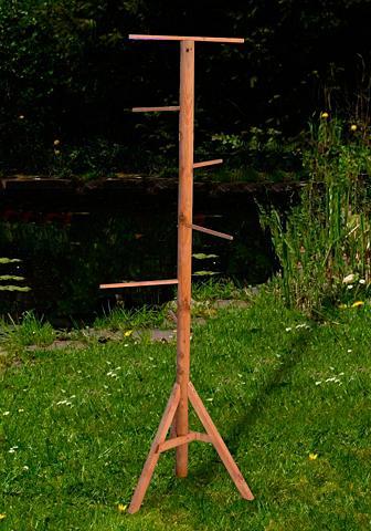 SILVIO DESIGN Paukščių medis B/T/H: 50/50/120 cm