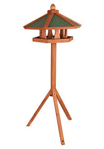 Inkilas »Pyramide« braun/grün su stova...