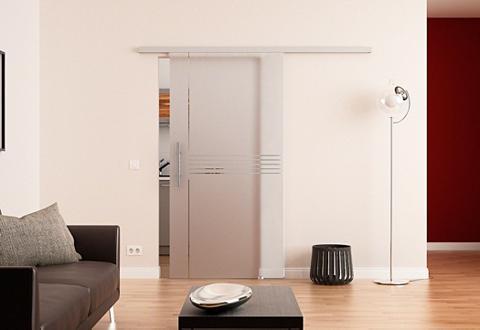 Stiklinės stumdomos durys » Agile 50 I...