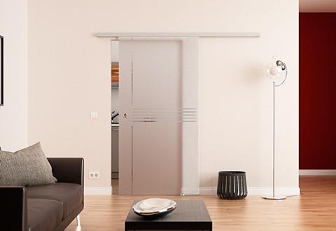 DORMA Stiklinės stumdomos durys » Idea«
